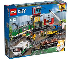 Télécommandé60198Au City Marchandises Lego Train De Le TFJ3l1Kc