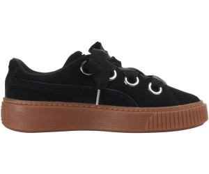 Buy Puma Platform Kiss Suede W from £30.90 – Compare Prices on