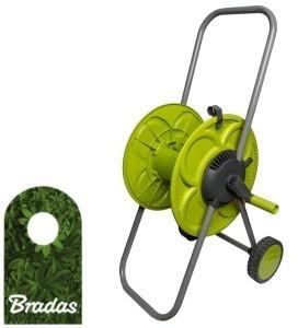 Bradas Schlauchwagen Lime Line für 50m