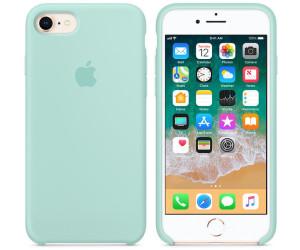 apple silikon case iphone 7 8 marine gr n ab 16 40 preisvergleich bei. Black Bedroom Furniture Sets. Home Design Ideas