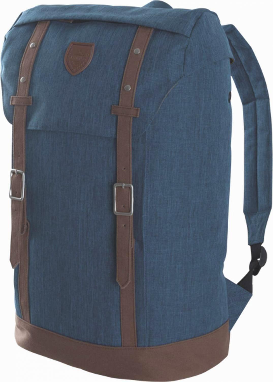 McKinley Woodland Laptop Backpack blue