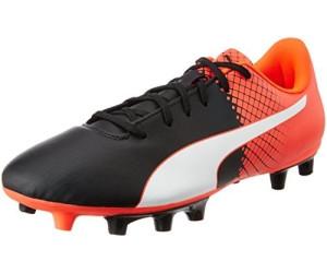 professional sale good looking offer discounts Puma evoSPEED 5.5 Tricks FG black/white/red blast au meilleur prix ...