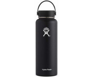 Hydro Flask Wide Mouth 1 18l Black Ab 35 18