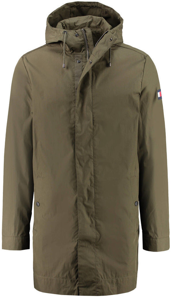 Tommy Hilfiger Light Weight Cotton Parka (MW0MW...