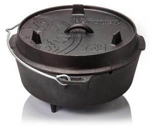 Petromax Feuertopf ft6 (mit Füßen)