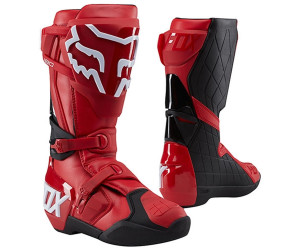 Image of Fox 180 Boots red