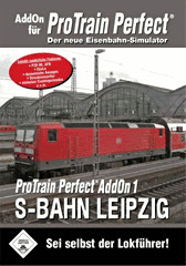 ProTrain Perfect AddOn 1: S-Bahn Leipzig (Add-O...