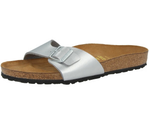 Birkenstock Madrid Birko Flor silber (normal) ab 34,90