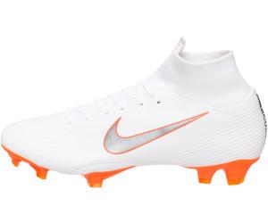033b41f8ffe ... white metallic cool grey total orange. Nike Mercurial Superfly VI Pro FG