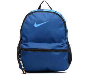 fd0e3a28f109 Nike Brasilia Just Do It Kids Backpack Mini (BA5559) gym blue black blue  hero