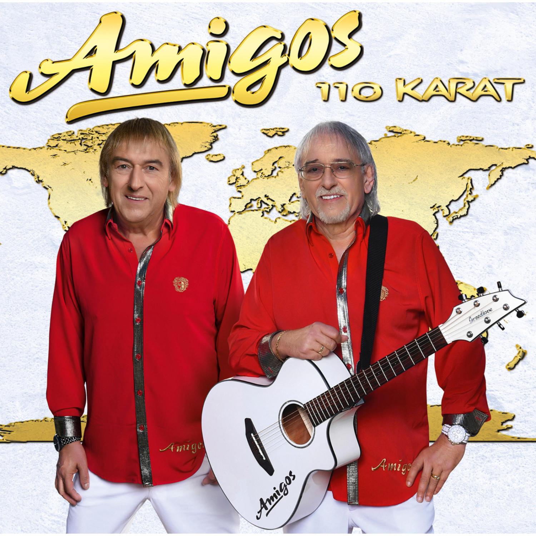 Amigos - 110 Karat (CD)