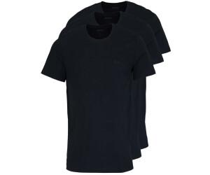 Hugo Boss Regular Fit T-Shirt 3er-Pack black (50325388/001) thumbnail
