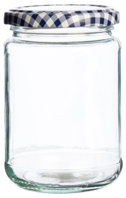 Image of Kilner Round Twist Top 370 ml