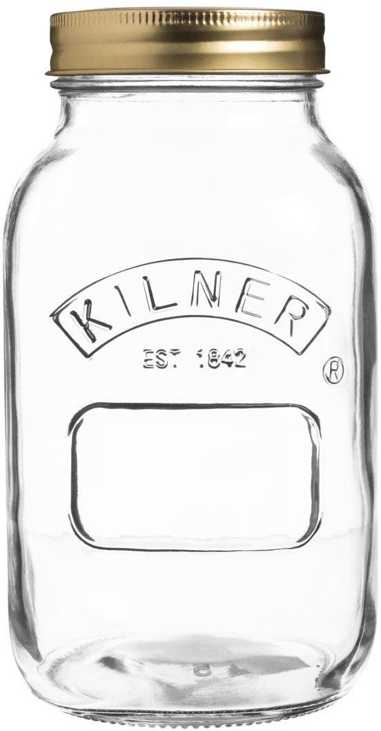 Image of Kilner Preserve Jar 1000 ml
