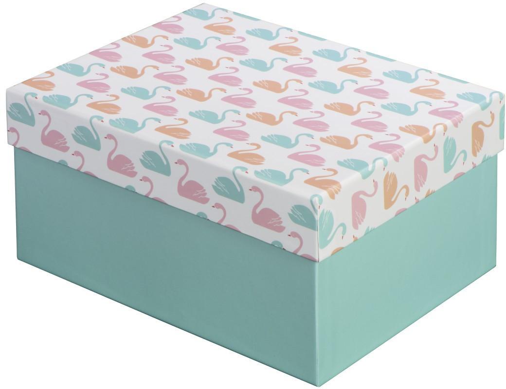 Hama Foto-/Geschenkbox Swan 10x15/700 pastell