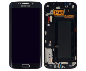 Samsung Komplett Displayeinheit Galaxy S6 Edge Ab 7102