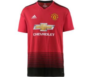 Manchester United Home Shirt-Ufficiale Adidas Man Utd Maglietta per ragazzi-Tutte le Taglie