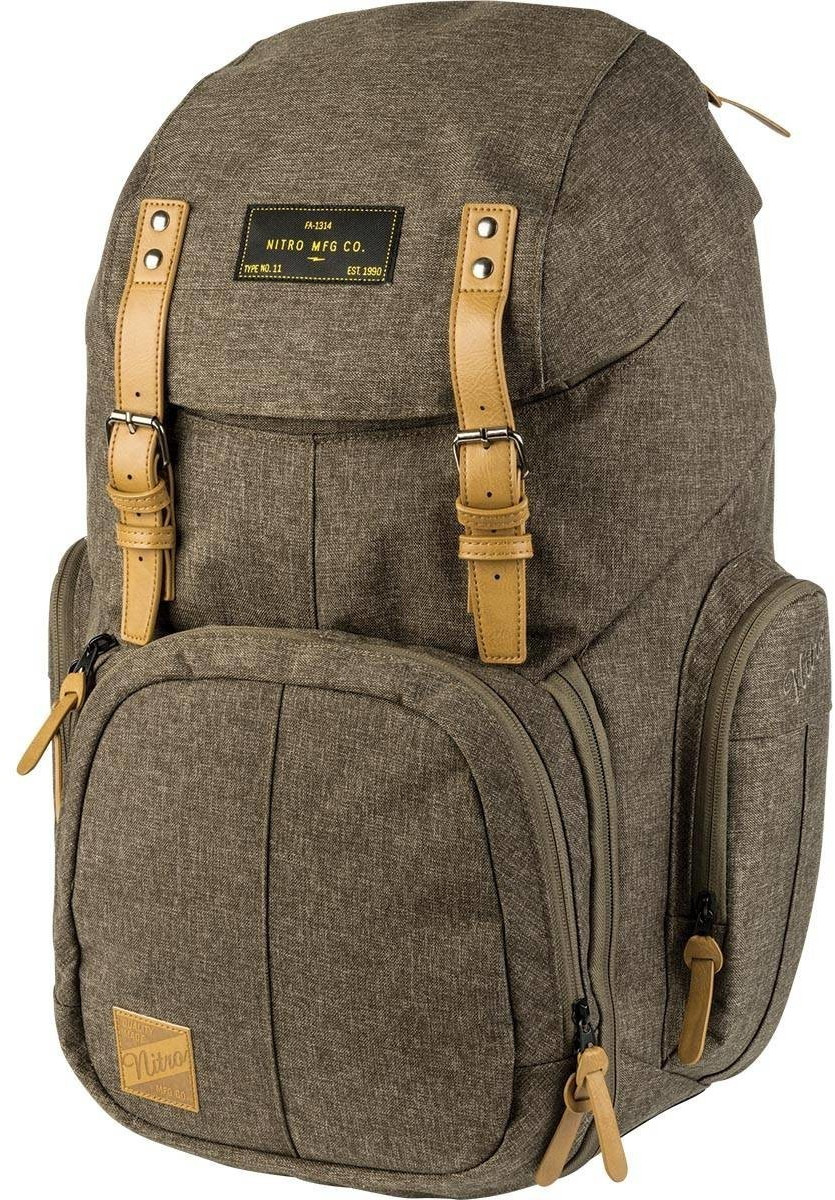 Nitro Weekender Backpack burnt olive