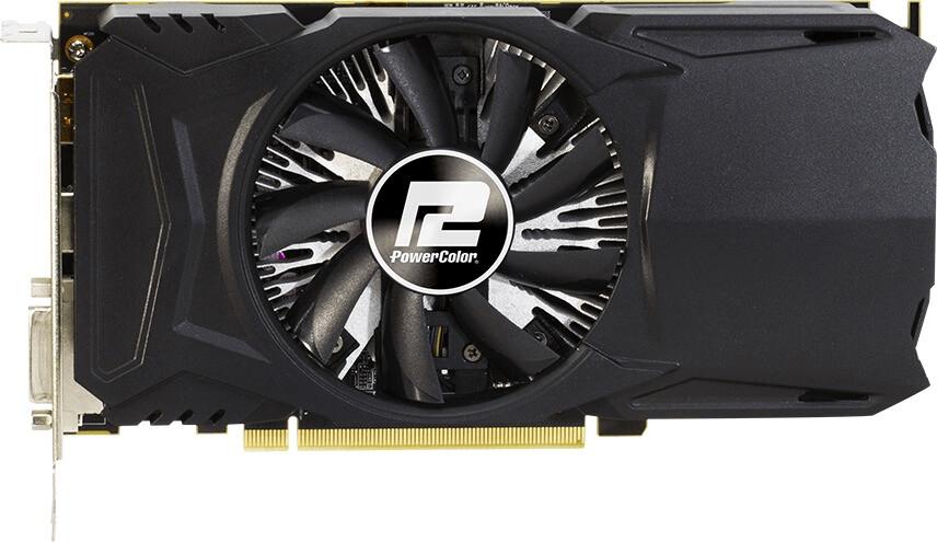 Powercolor Radeon RX 550