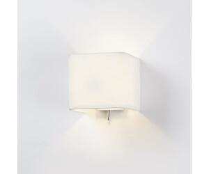 ASTRO ASHINO LED Wandleuchte Up Down Light Stoff Wandlampe weiss PHILIPS LED