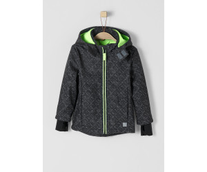 50% off lower price with exclusive shoes S.Oliver Softshelljacke mit Wording-Print (64.808.51.4346 ...