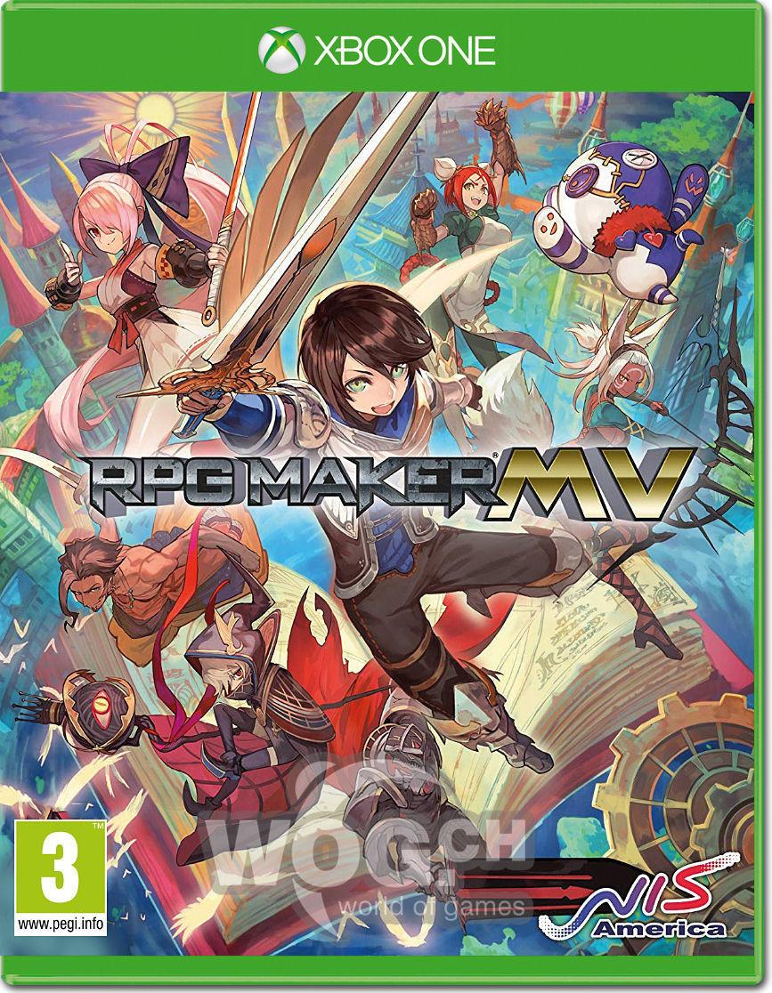 RPG Maker MV (Xbox One)
