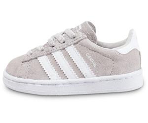 completar Cósmico Perth  Buy Adidas Campus I grey one/footwear white/footwear white from ...