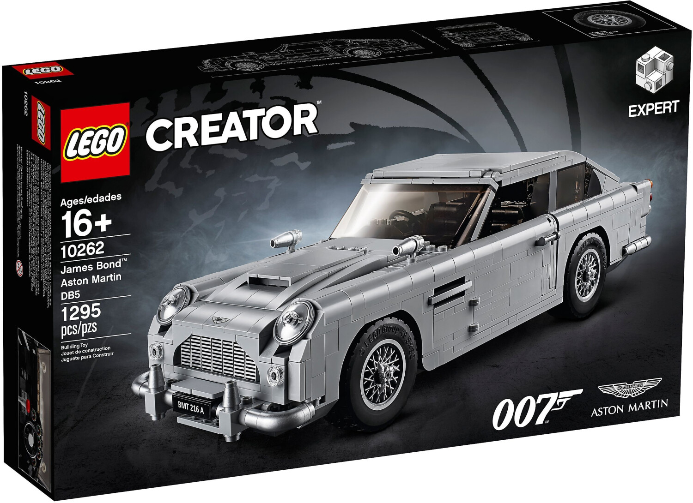 LEGO Creator - James Bond Aston Martin DB5 (10262)