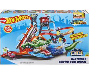 Buy Hot Wheels City Ultimate Gator Carwash From 163 56 95