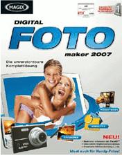 Magix Digital Foto Maker 2007 (Win) (DE)