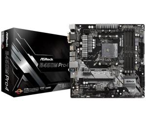 ASRock B450M Pro4 ab 69,99 € (September 2019 Preise