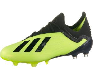 Scarpe adidas X 18.1 AG Solar yellow Core black White