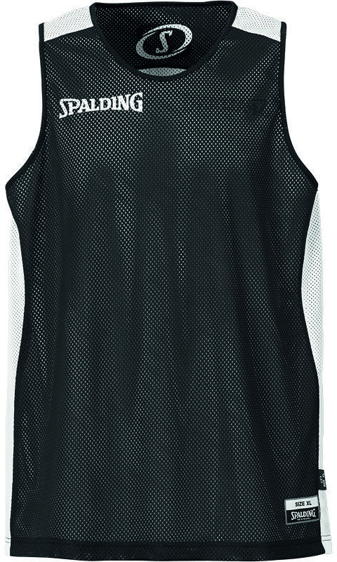 Image of Spalding Essential Reversible Shirt black/white (300201402)