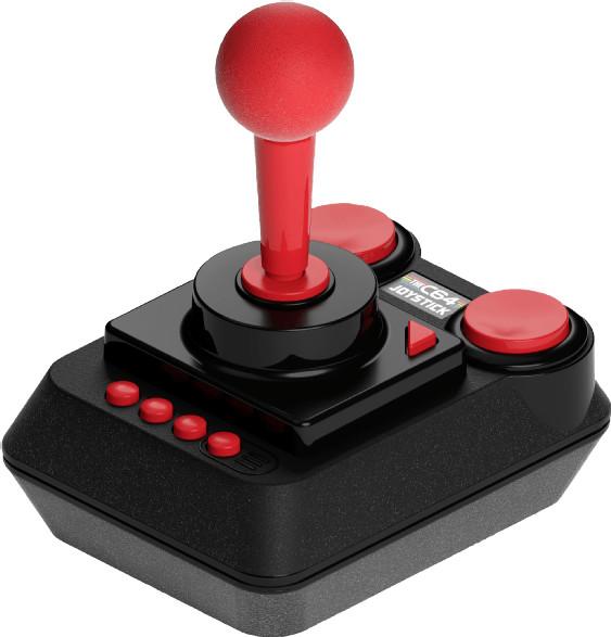 Image of Retro Games The C64 Joystick