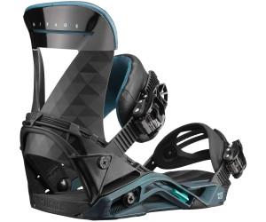 Bindungen Snowboarding M SCHWARZ 2019 Salomon Rhythm Snowboardbindungen