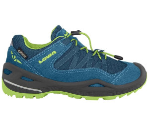 Image of Lowa Robin GTX Lo blue/lime