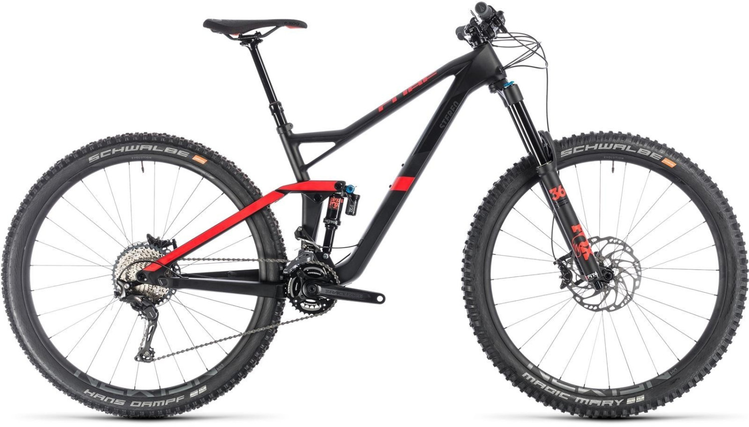 Cube Stereo 150 C:62 Race (2019)