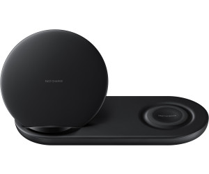 samsung wireless charger duo ep n6100 schwarz ab 55 05. Black Bedroom Furniture Sets. Home Design Ideas