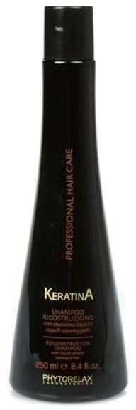 Phytorelax Keratin Reconstruction Shampoo (250ml)