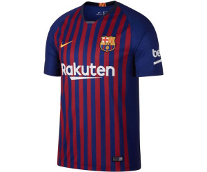 shades of new lower prices great fit Nike Maillot FC Barcelone 2018/2019 au meilleur prix sur ...