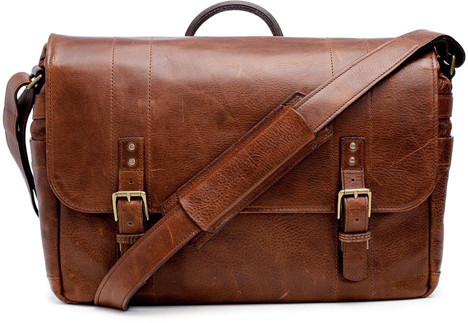 ONA Union Street Leather walnut