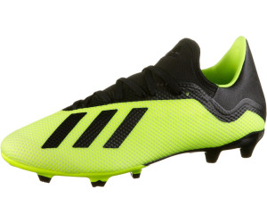Adidas Fußballschuhe X 18.3 FG, neu, yellow, gelb, 42 23 in