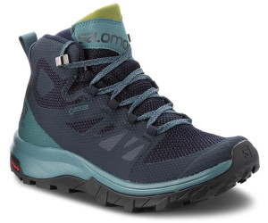 salomon outline gtx gore-tex hiking boots mujer