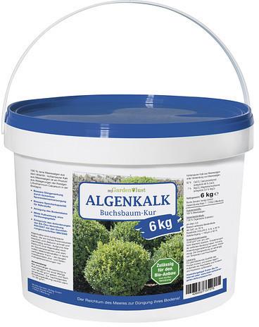 myGardenlust Algenkalk Buchsbaum-Kur 6kg