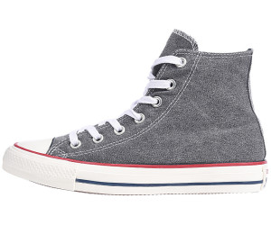 Converse All Star Hi Washed Schuhe black