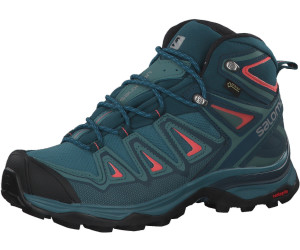 Salomon Women's X Ultra 3 Mid GTX hydroreflecting pond