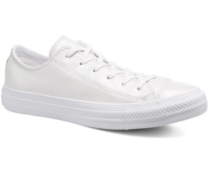 88f0b0c83f0 Converse Chuck Taylor All Star Iridescent Leather Ox white white white