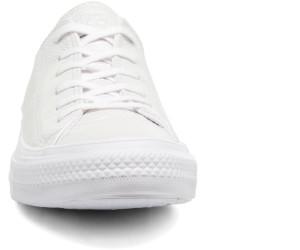 e3266bdb267 Converse Chuck Taylor All Star Iridescent Leather Ox white white ...