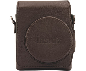 Fujifilm Instax Mini 90 Case (Instax Logo) braun