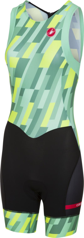 Castelli Short Distance W Race Suit pastel mint...